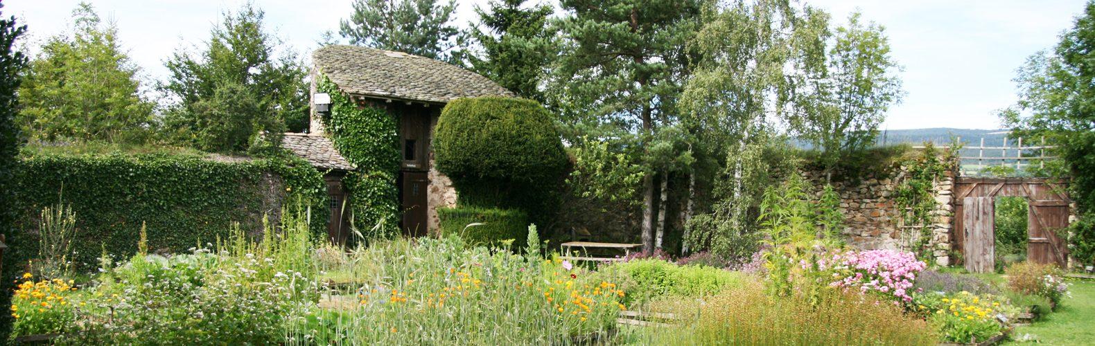 Le jardin de St Martin